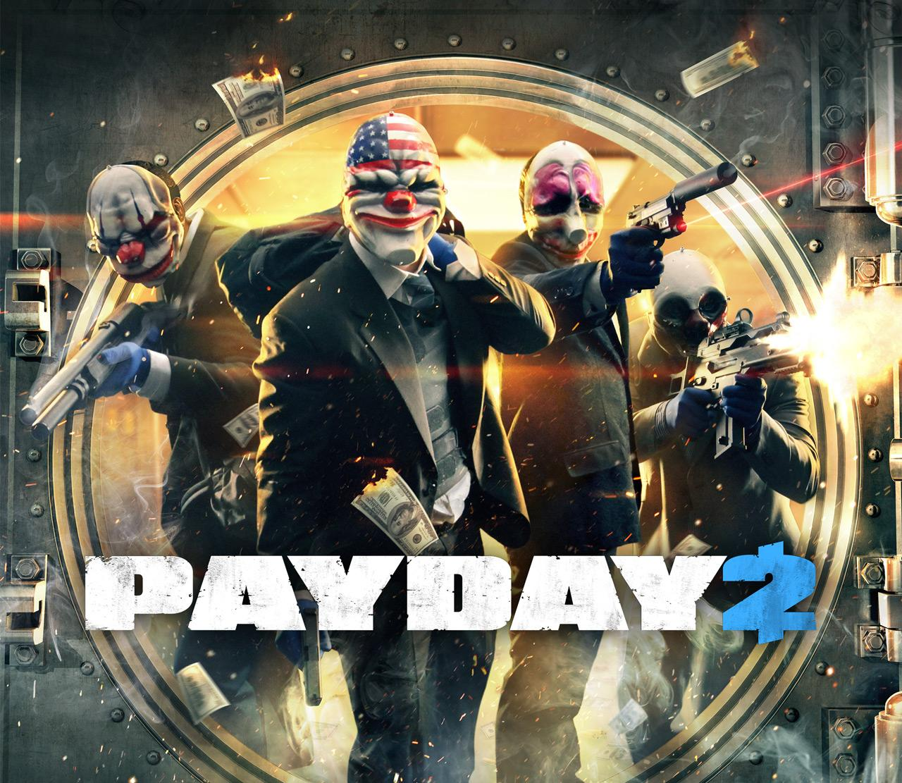 Payday 2 PC Download for $1