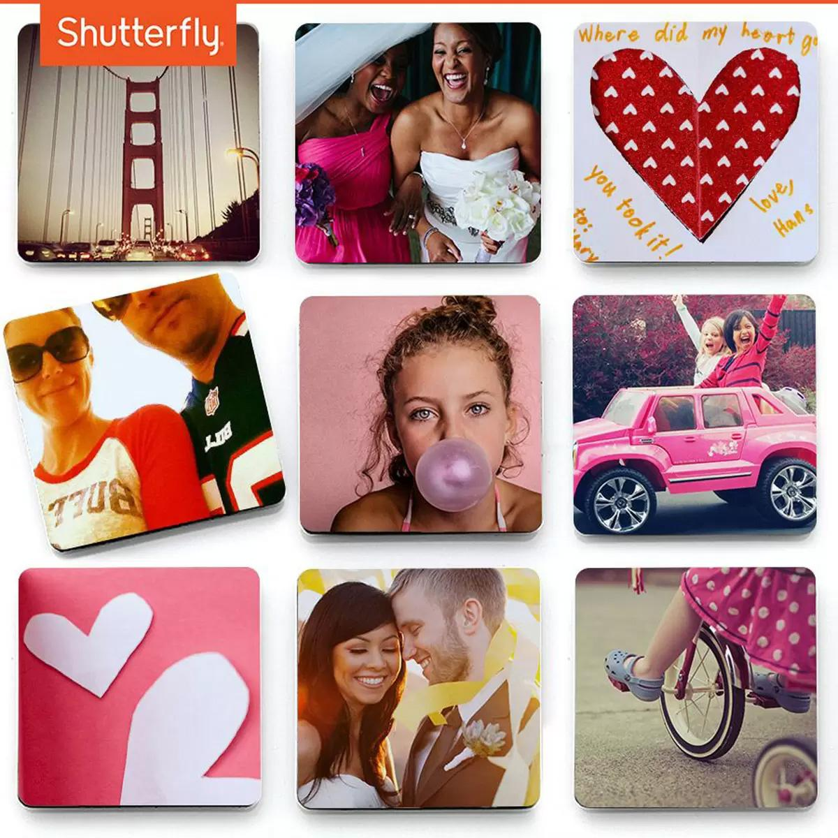 3x Photo Magnet Set for $0.28 Shipped