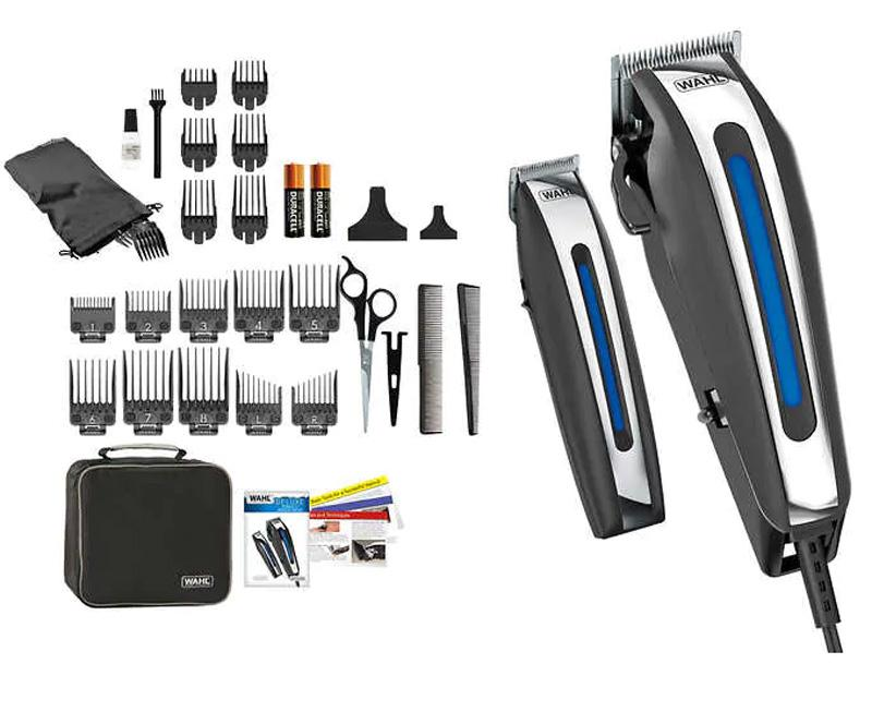 Wahl Deluxe Haircut Kit with Trimmer and Storage Case for $39.99 Shipped
