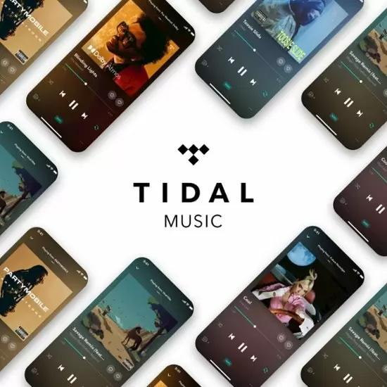 Tidal HiFi Music Streaming Service 6 Months Service for $4.99