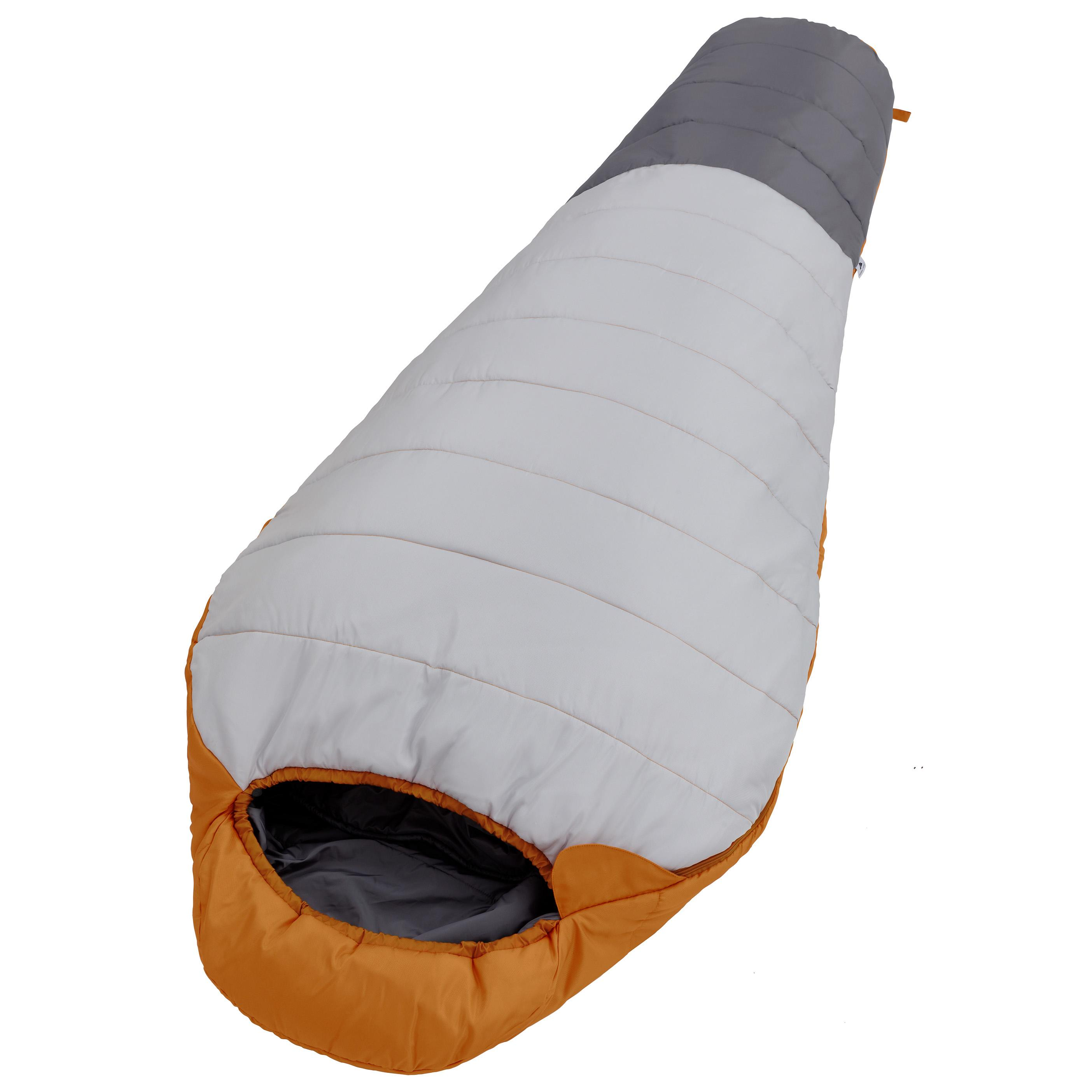 Ozark Trail Himont 20F Climatech Large Mummy Sleeping Bag for $29.99
