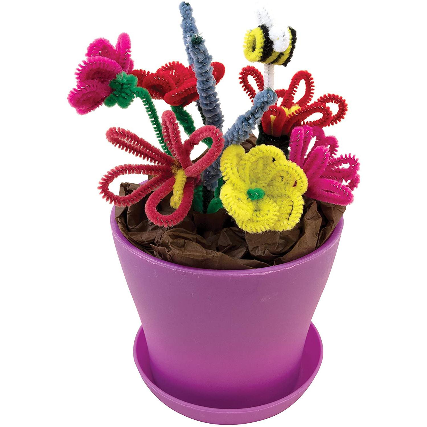 100 Creativity Street Chenille Pipe Cleaners for $1.98