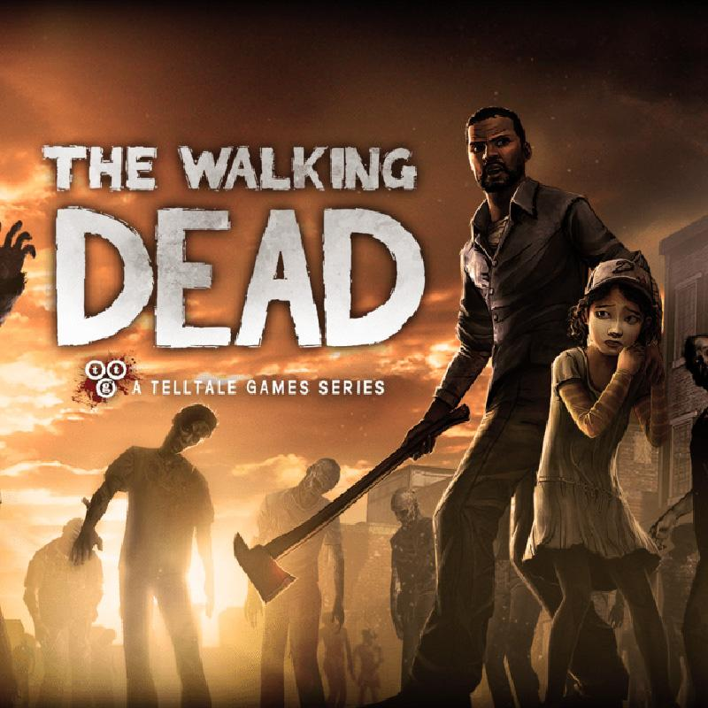 The Walking Dead and Batman PC Game for $1