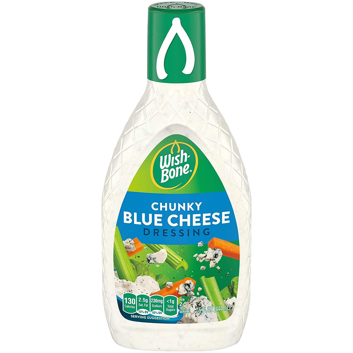 Wish-Bone Chunky Blue Cheese Salad Dressing for $1.18 Shipped
