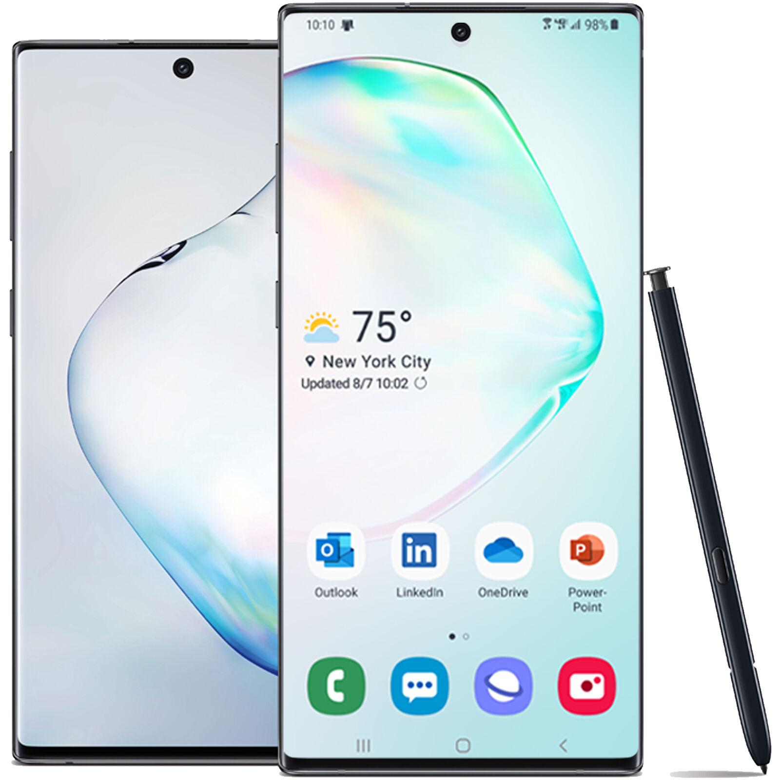 Samsung Galaxy Note 10 256GB Unlocked Smartphone for $549.99 Shipped