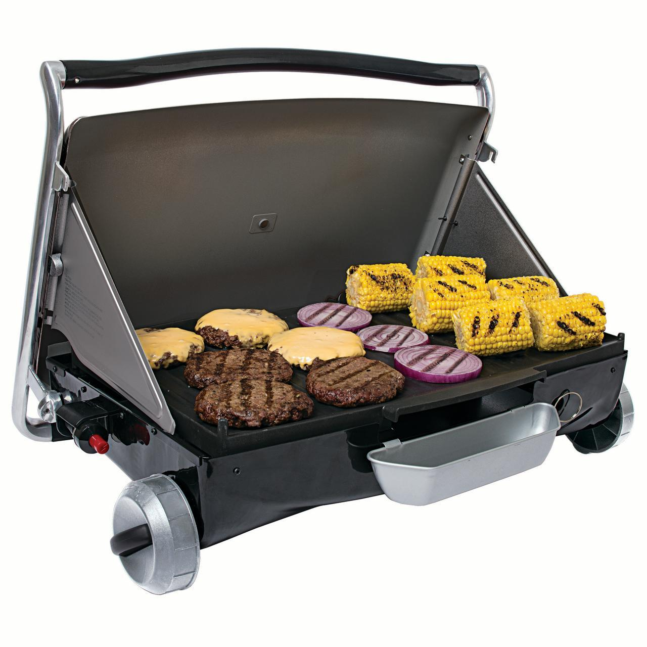 George Foreman Portable Gas Camp and Tailgate Grill for $41.07 Shipped