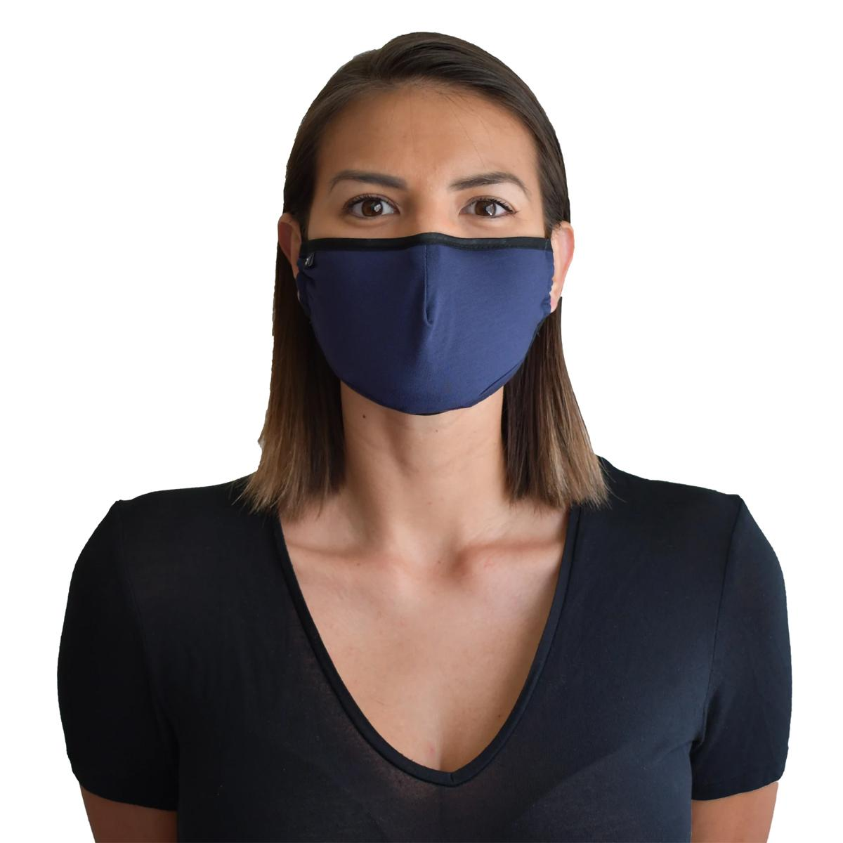 Travleisure Adjustable Reusable Washable Face Mask for $7