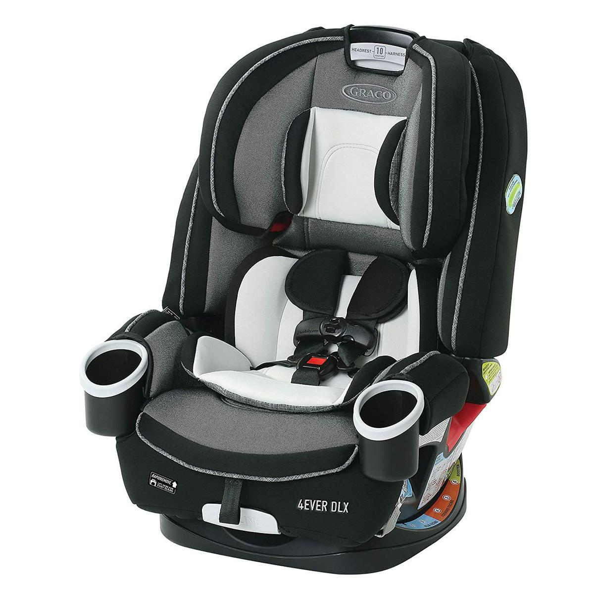 Graco 4Ever DLX 4-in-1 Convertible Car Seat for $199.99 Shipped