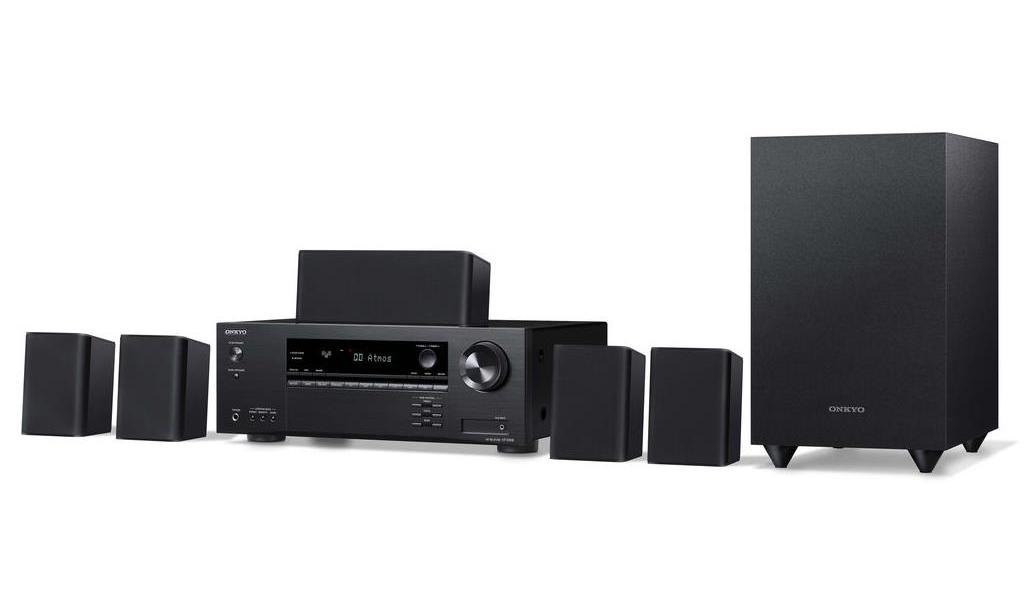 Onkyo HT-S3910 5.1CH Home Theater System for $319 Shipped