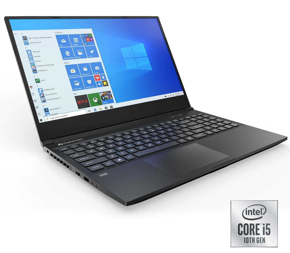 Gateway Creator Series 15.6in i5 8GB 256GB Notebook Laptop for $699 Shipped
