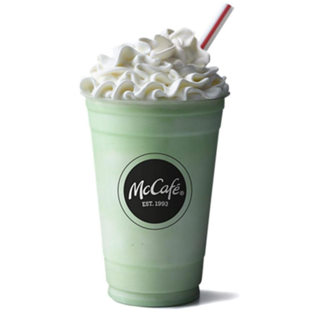McDonalds Small Shake for $0.25
