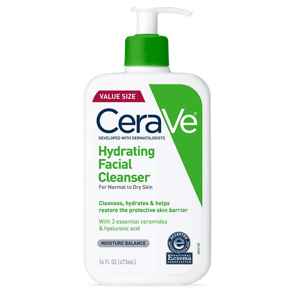 3x CeraVe Hydrating Facial Cleansers for $27.08 Shipped