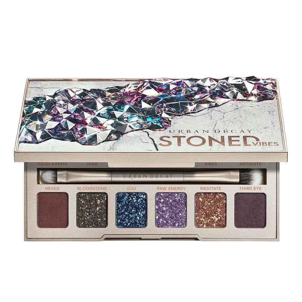 Stoned Vibes Eye Shadow Palette for $22.95