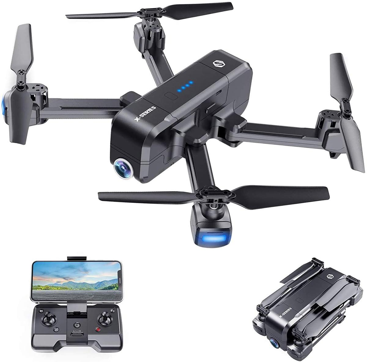 Sanrock X103W Quadcopter Drone for $49.99 Shipped